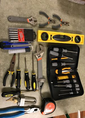 Everything in photo (tools) for Sale in Cleveland, OH