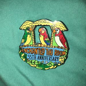 Disney Enchanted Tiki Room Anniversary Pin for Sale in Phoenix, AZ