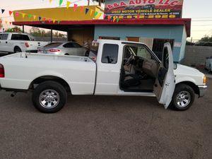 Ford ranger 2004 v6 3.0 clean az title cash only for Sale in Phoenix, AZ