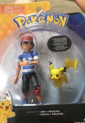 Pokémon action figures for Sale in Brandon, FL