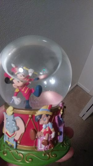 Classic disney crystal ball for Sale in Parma, OH