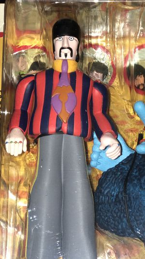 Beatles Yellow Submarine Ringo and Blue Meanie for Sale in LEWIS MCCHORD, WA