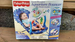 Fisher Price aquarium bouncer for Sale in Linden, PA
