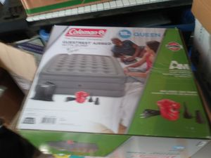 Coleman Queen Air Mattress. New in Box for Sale in Spring, TX