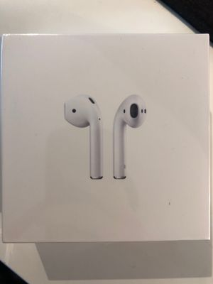 Apple Airpods 2nd Gen (Wireless Charging) New sealed for Sale in Los Angeles, CA