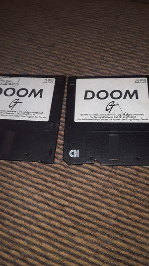 Gt doom floppy for Sale in Memphis, TN