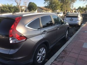 Honda CRV 2012 EXL clean title, low mileage for Sale in Los Angeles, CA