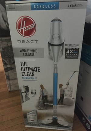 Hoover whole house vacuum new for Sale in Addison, IL
