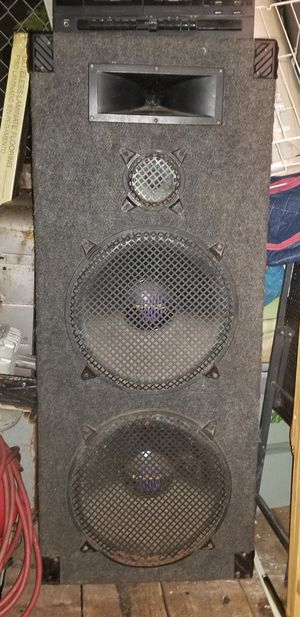 Pro Studio speakers for Sale in Auburndale, FL