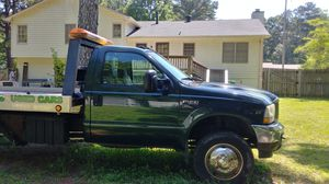 2002 Ford F450 Tow Truck for Sale in Snellville, GA