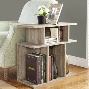 24-inch Taupe Accent Table for Sale in Garden Grove, CA