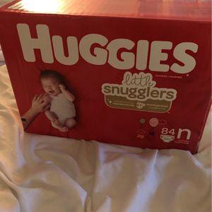 Huggies Newborn for Sale in Fontana, CA