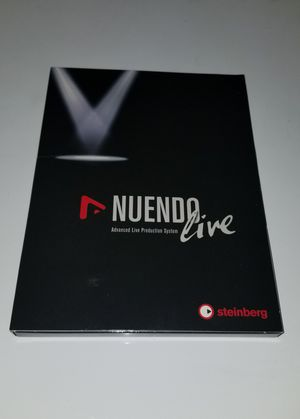 Nuendo live recording software for Sale in Vacaville, CA