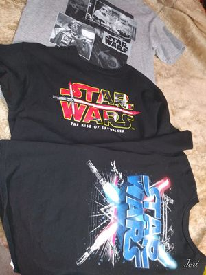 STAR WARS CHILDS SHIRTS $5 FOR ALL 3 for Sale in Phoenix, AZ