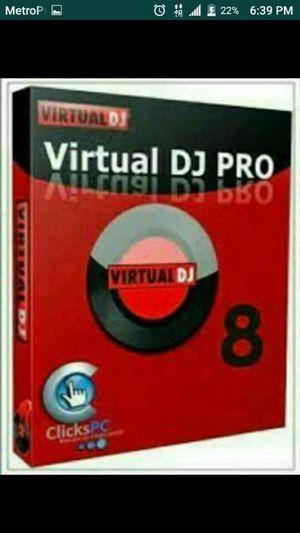 Virtual DJ Pro 8 for Sale in Chicago, IL