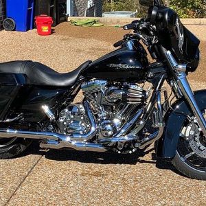 2010 Harley Davidson Street Glide for Sale in Arrington, TN