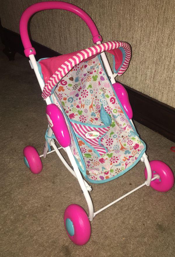Baby doll stroller
