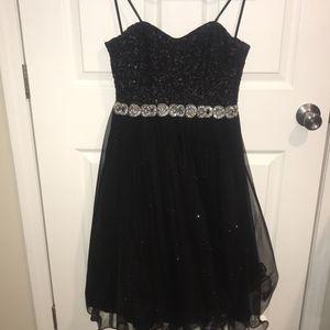 Beautiful Black Prom Dress for Sale in Bulls Gap, TN