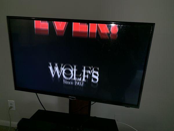 HISENSE TV 50 inch