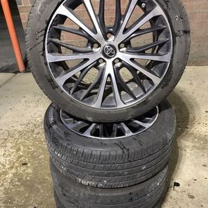 Toyota corolla rims for Sale in Fort Washington, MD