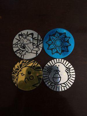 Pokemon Wizards plastic coins Nintendo 2000 for Sale in Gilbert, AZ