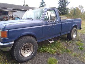 1988 Ford F-250 Diesel for Sale in Satsop, WA