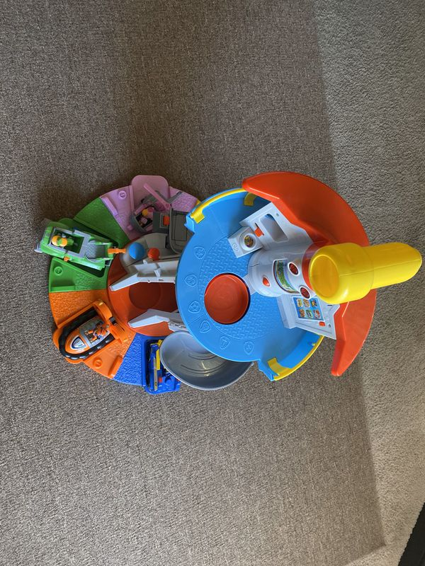 Paw Patrol Tower,figurines & vehicles Or Best Offer