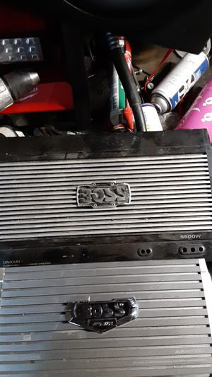 Boss amps for Sale in Fontana, CA