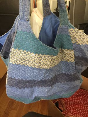 Beach bag hobo casual for Sale in Boston, MA