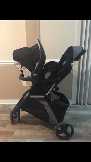 Travel system ( stroller, car seat, car base) for Sale in Richmond, VA