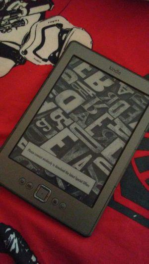 Amazon 4th Gen Silver Kindle eBook Reader for Sale in Southgate, MI