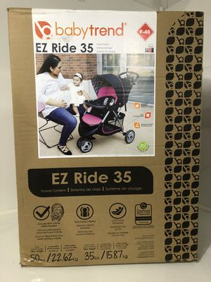 New Baby Trend Stroller / Car Seat Combo for Sale in Lumberton, TX