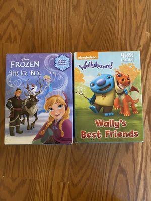 Nickelodeon & Disney box Books for Sale in Tucson, AZ