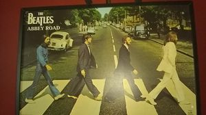 The Beatles Abbey road poster for Sale for sale  Brooklyn, NY