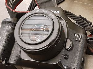 Canon EOS 5D SLR camera for Sale in San Diego, CA