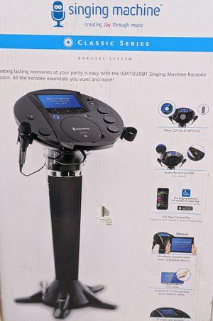 Karaoke System- Singing machine for Sale in Denver, CO