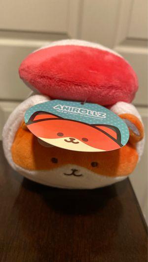 Anirollz Fox Sushi Plushie for Sale in Riverside, CA