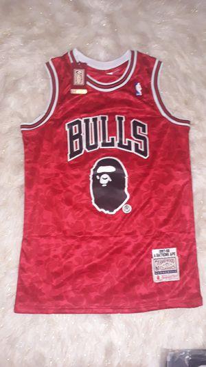 Bulls bape #93 for Sale in San Antonio, TX