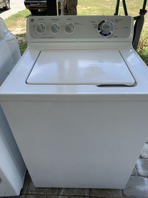 Washer General Electric everything work fine for Sale in Vero Beach, FL