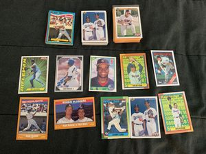 100+ old baseball cards great shape Clemens McGwire Nolan Ryan Ramirez rookie for Sale in Hanover, MD
