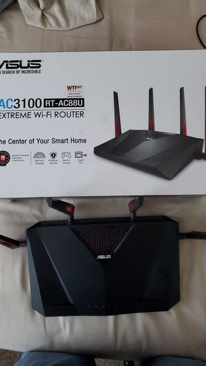 Asus AC3100 Router for Sale in Las Vegas, NV