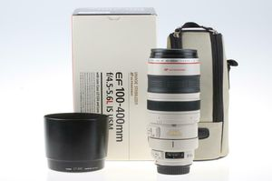 Canon EF 100-400mm f/4.5-5/6 L IS USM for Sale in Spring Hill, FL