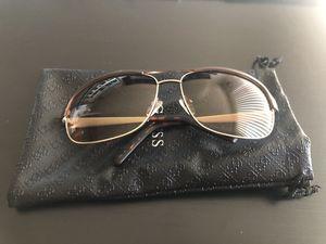 Genuine Guess Men's GU6790 GU/6790 BNGDT-34 Matte Bronze/Gold/Havana Sunglasses 66mm for Sale in Fremont, CA