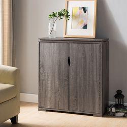 Shoe Cabinet, Distressed Grey, SKU# ID161832TC for Sale in Norwalk,  CA
