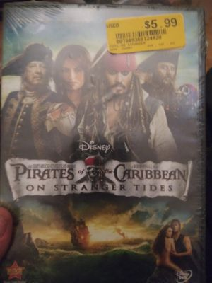 pirates of the Caribbean on stranger tides for Sale in Hutchinson, KS