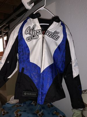 Yamaha Motorcycle Jacket for Sale in Farmington Hills, MI