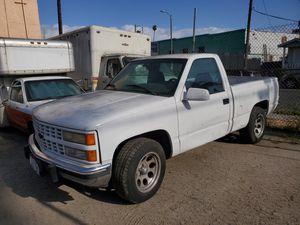 96 silverado single cab short bed for Sale in Hazard, CA
