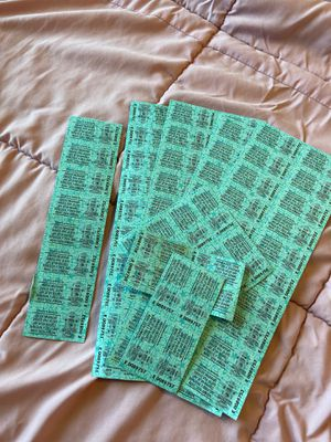 State fair coupons for Sale in Dallas, TX