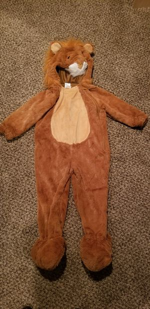 Lion costume for 2-3 y/o for Sale in Burien, WA