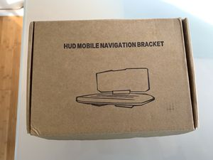 HUD Mobile Navigation Bracket for Sale in Seattle, WA